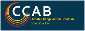 Climate Change Action Brookline Logo